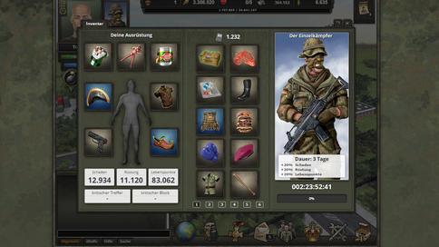 Soldaten Spiel