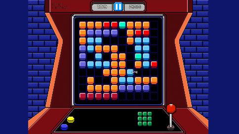 Pixel Perfect Spiel
