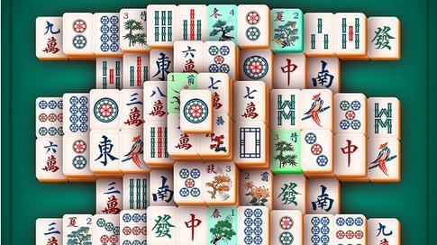 Frauenzimmer Spiele Mahjong Klassisch